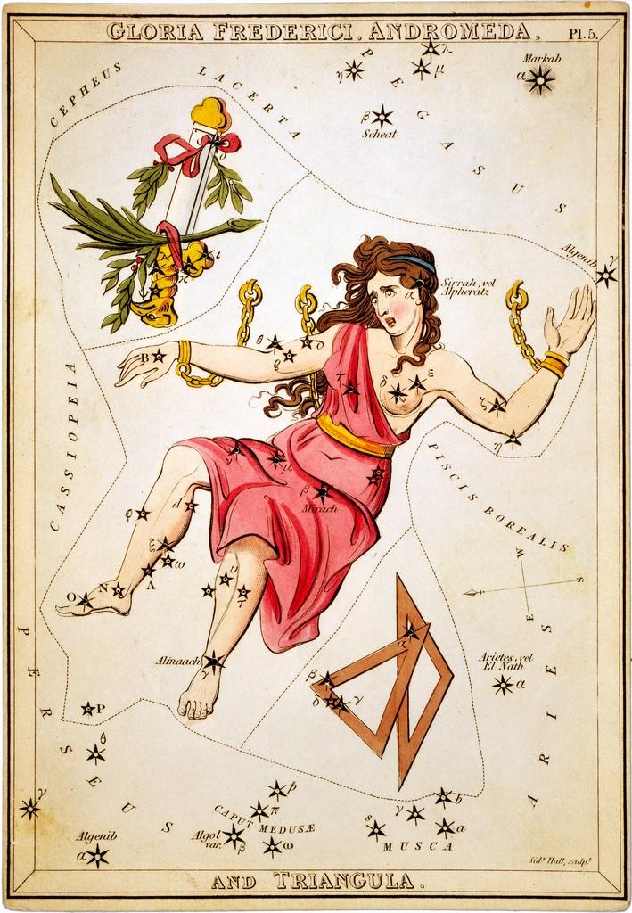 Andromeda - Urania's Mirror