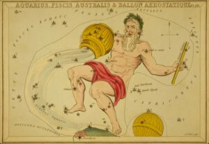 Piscis Austrinus - Urania's Mirror