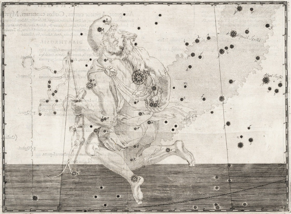 Vroege stadia van het dateren van een Schorpioen man