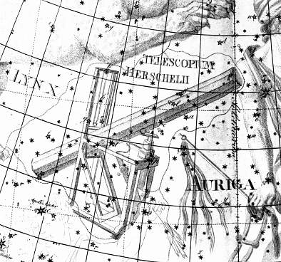 Telescopium Herschelli - Bode