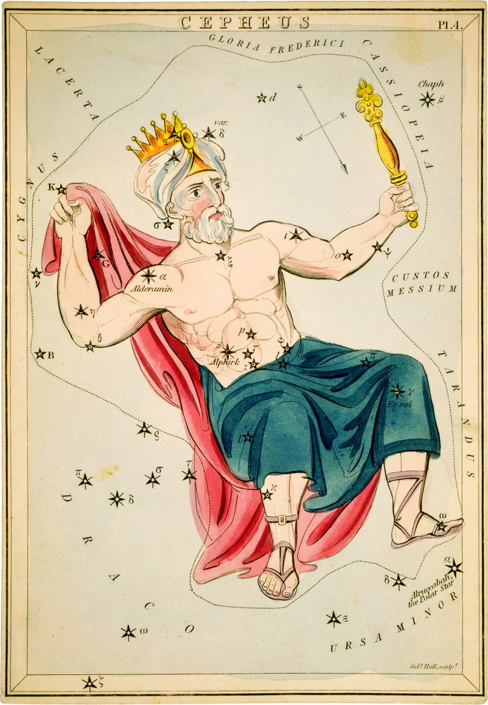 Cepheus - Urania's Mirror