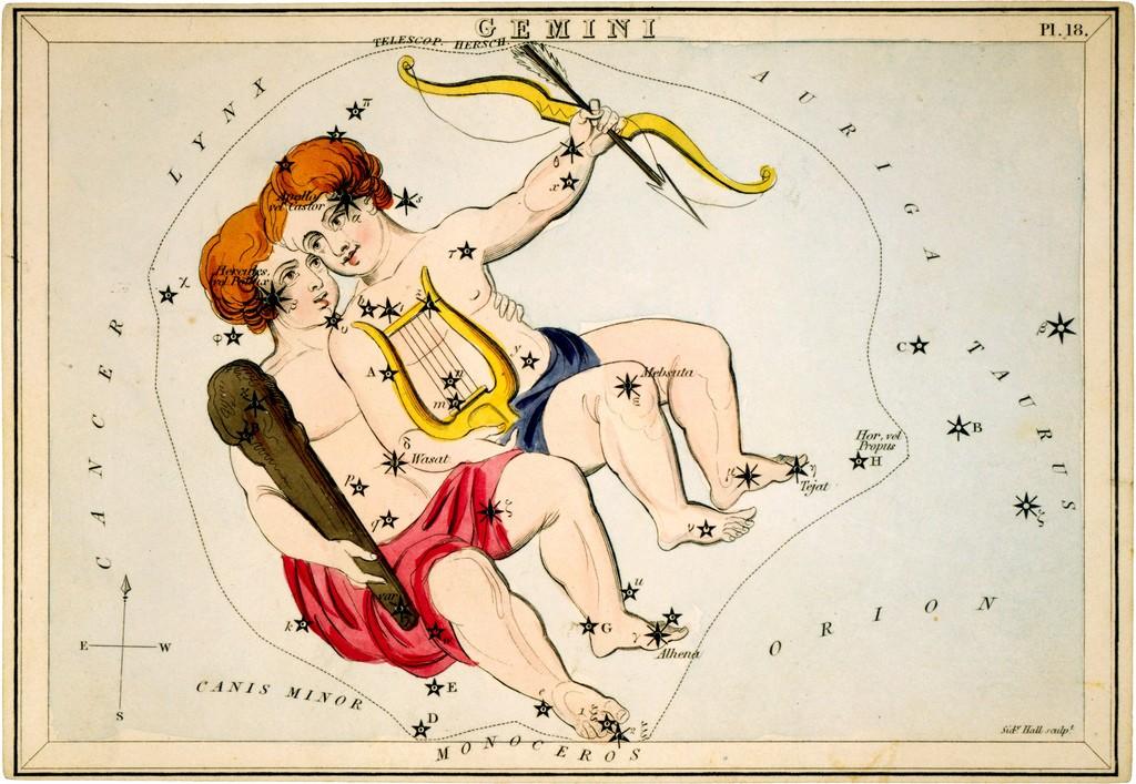 Gemini - Urania's Mirror