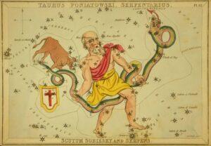 Ophiuchus - Urania's Mirror