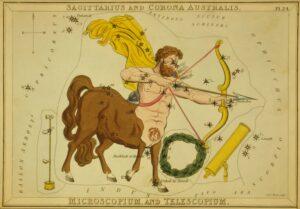 Sagittarius - Arania's Mirror