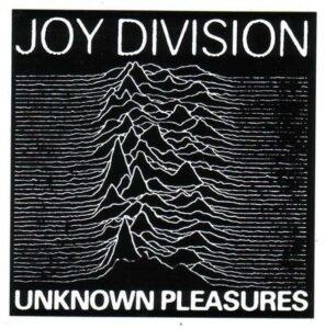 Joy Division - Unkwon Pleasures