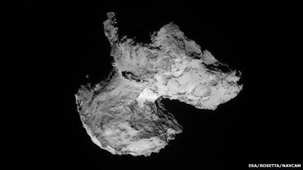 komeet 67P/Churyumov-Gerasimenko