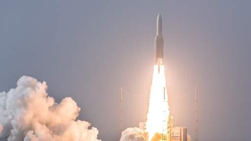 Lancering Ariane-5 raket