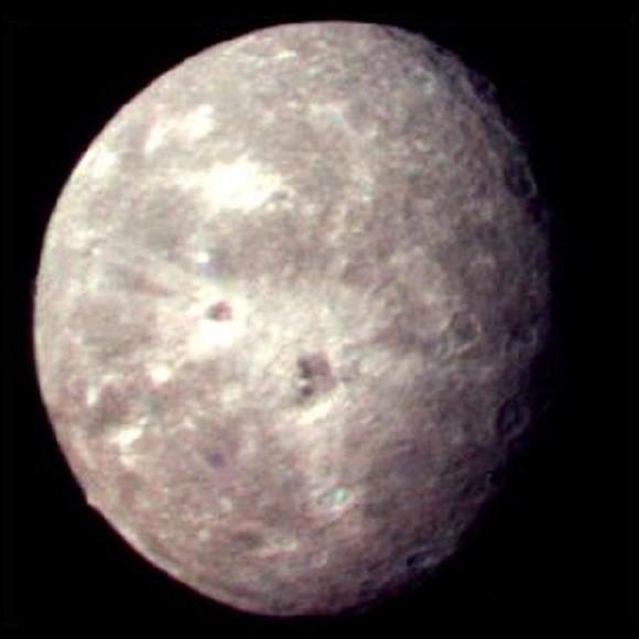 Oberon - maan van Uranus