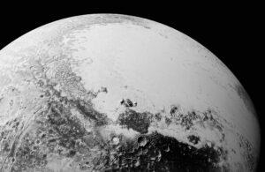 Nieuwe close-up van Pluto