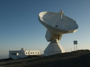 IRAM-telescoop Sierra Nevada