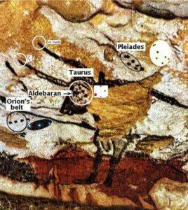 De grotten van Lascaux