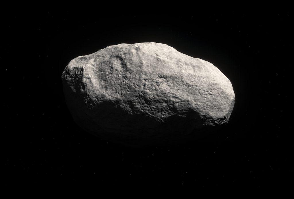 Eerste Manx komeet gevonden