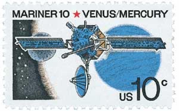mariner 10 - postzegel