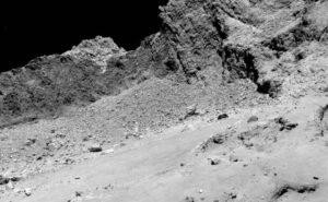 Afdaling Rosetta