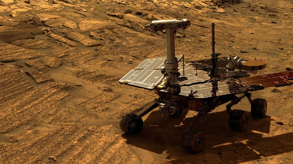 Marsrover Opportunity