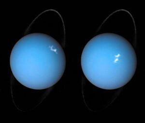Aurora's op Uranus