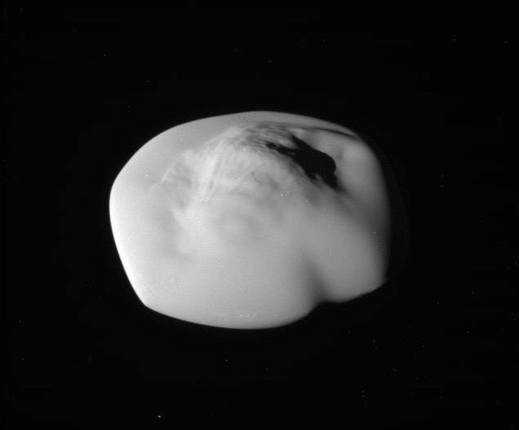 Atlas - maan van Saturnus