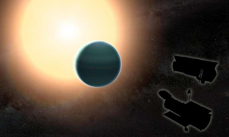 Warme Neptunus