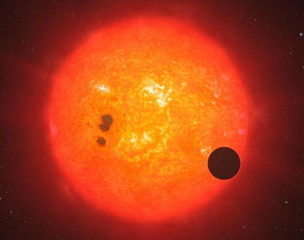 exoplaneet - transitie