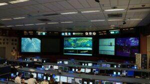 Mission Control - Jonson Space Center