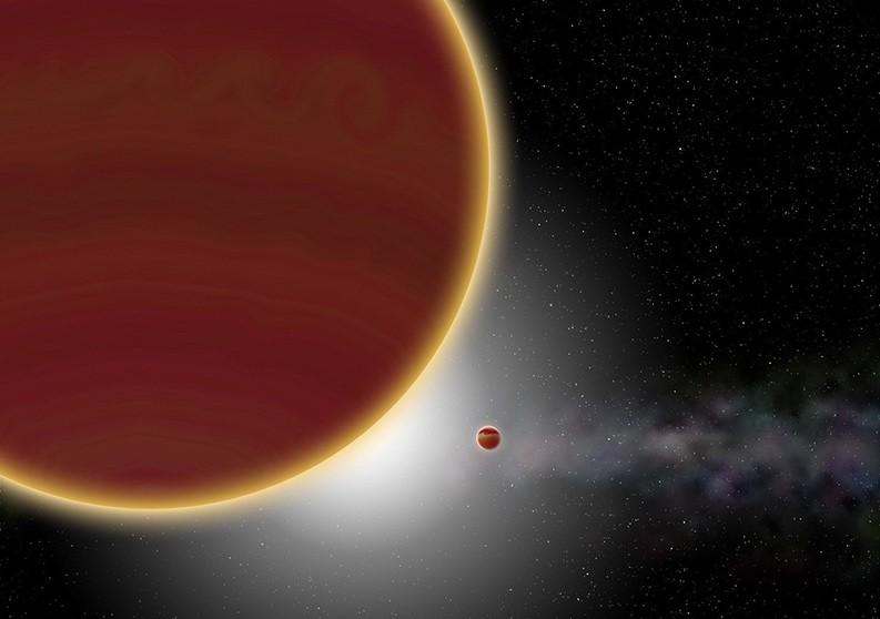 Tweede planeet bij Beta Pictoris