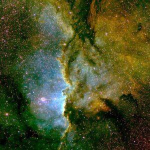 NGC 6193 & NGC 6188 in Ara