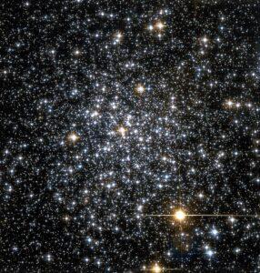 NGC 6352 in Ara