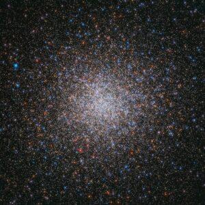 Messier 2 in Aquarius