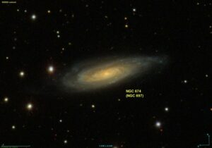 NGC 697 in Aries