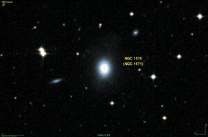 NGC 1571 in Caelum