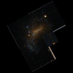NGC 1679 in Caelum