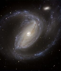 NGC 1097 in Fornax