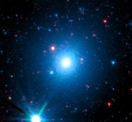 NGC 1404 in Fornax