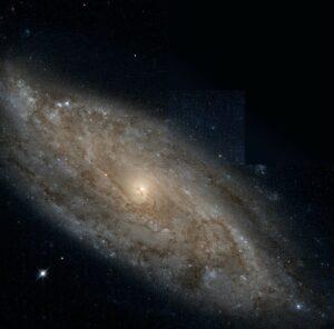 NGC 7314 in Piscis Austrinus