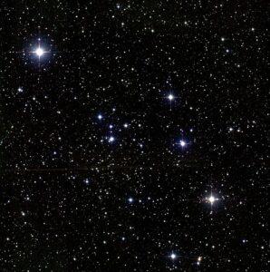 Messier 47 in Puppis
