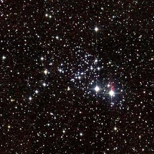 Messier 93 in Puppis
