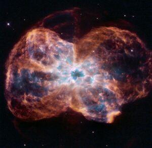 NGC 2440 in Puppis