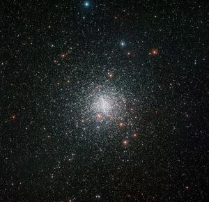 Messier 4 in Scorpius