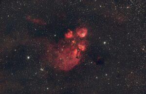 NGC 6334 in Scorpius