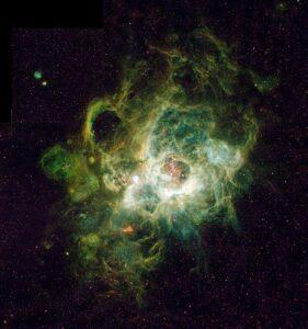 NGC 605 in Triangulum