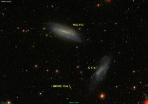 NGC 672 in Triangulum
