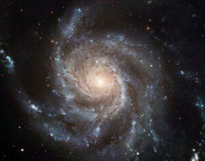 Messier 101 in Ursa Major