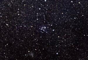 IC 2395 in Vela