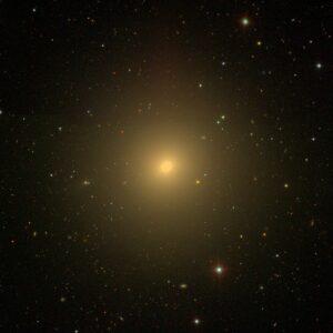 Messier 84 in Virgo