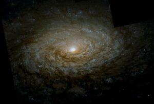 Messier 63 in Canes Venatici