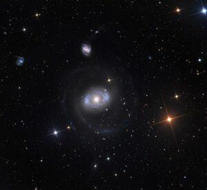 NGC 4151 in Canes Venatici