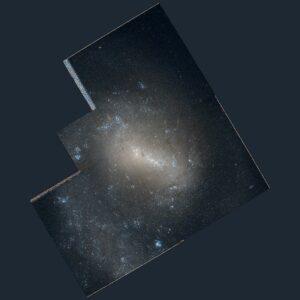 NGC 4618 in Canes Venatici