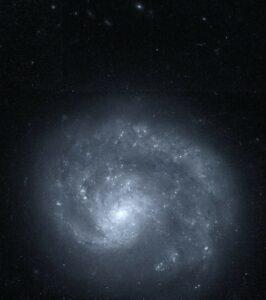 NGC 4625 in Canes Venatici