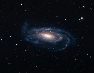 NGC 5033 in Canes Venatici