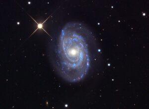 NGC 5371 in Canes Venatici